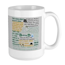 Walter White Quotes Mug