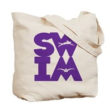 SWIM BLOCK (both sides) Tote Bag