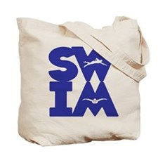 SWIM BLOCK (both sides) Tote Bag