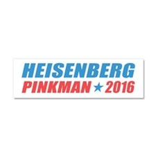 Heisenberg Pinkman 2016 Car Magnet 10 x 3
