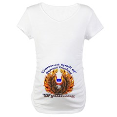 S.I. Untamed Spirit on Shirt