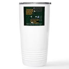 Walter White Quotes Travel Coffee Mug