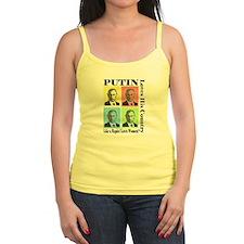 Putin Loves Country Rapist Tank Top
