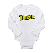Unique Burghs Long Sleeve Infant Bodysuit