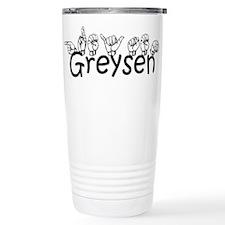 Greyson Travel Mug