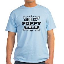 Coolest Poppy Ever T-Shirt