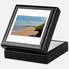 Woodland Beach - Delaware. Keepsake Box