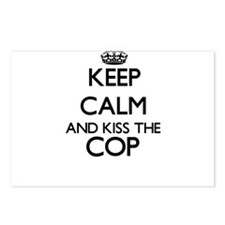 Keep calm and kiss the Co Postcards (Package of 8)