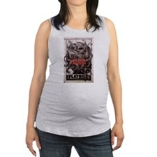 Playbill Maternity Tank Top