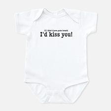 Puke Breath Infant Bodysuit