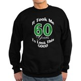 60th birthday Sweatshirt (dark)