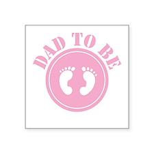 Dad to Be Sticker