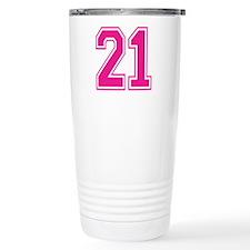 Varsity 21 Travel Mug