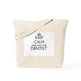 Dental Canvas Totes