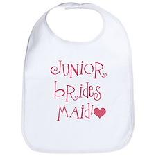 Junior Bridesmaid Bib