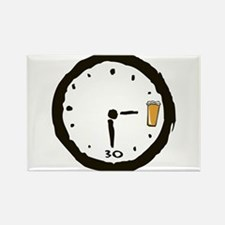 It's Beer Thirty Rectangle Magnet