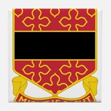 182 Field Artillery Regiment.psd.png Tile Coaster