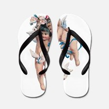 Angels of Peace Flip Flops