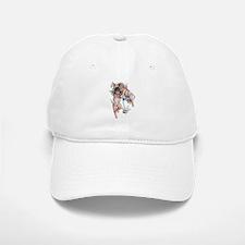 Angels of Peace Baseball Baseball Cap