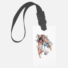 Angels of Peace Luggage Tag