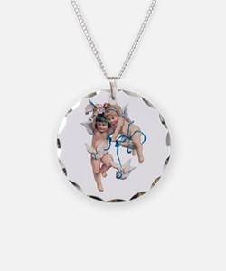 Angels of Peace Necklace