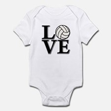 LOVE VB Infant Bodysuit