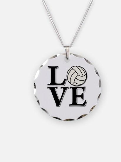 LOVE VB Necklace