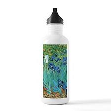 Van Gogh Garden Irise Water Bottle