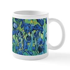 Van Gogh Garden Irises Mugs