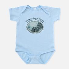 PCH Always Shining Infant Bodysuit