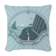 PCH Always Shining Woven Throw Pillow