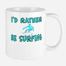 I'd rather be surfing - Mug