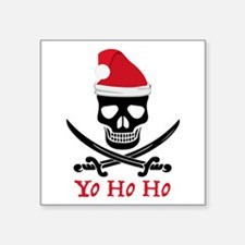 Yo Ho Ho Sticker
