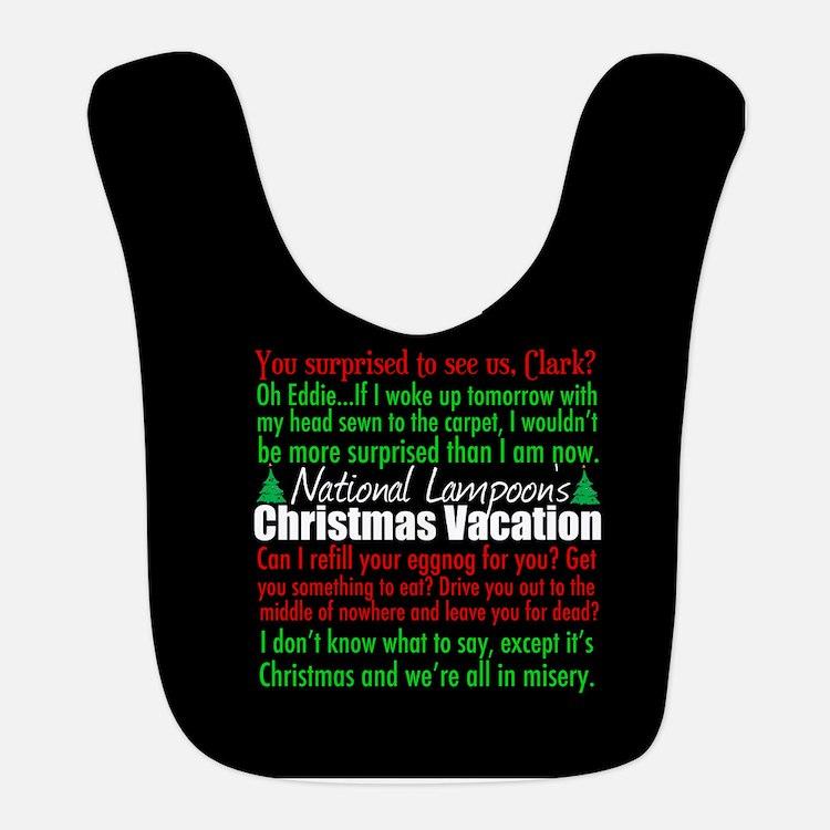 National Lampoon Christmas Bib