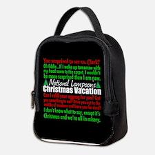 National Lampoon Christmas Neoprene Lunch Bag
