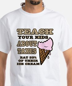Teach Kids About Taxes Shirt
