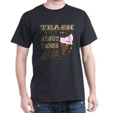 Teach Kids About Taxes T-Shirt