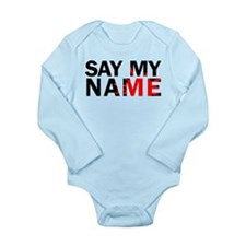 Say My Name Body Suit