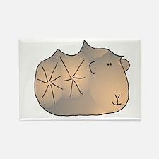 Brindle Guinea Pig Magnets