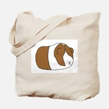 Cute Kid guinea pig Tote Bag