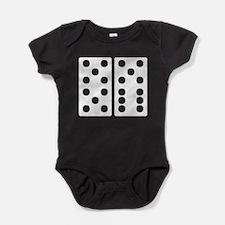 Dominoes 21 Baby Bodysuit