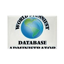 World's Funniest Database Administrator Magnets