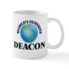 World's Funniest Deacon Mugs