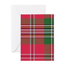 Tartan - MacLean Greeting Card