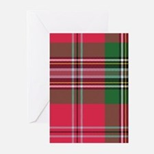 Tartan - MacLean Greeting Cards (Pk of 10)