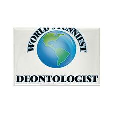 World's Funniest Deontologist Magnets
