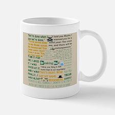 Walter Quotes - Breaking Bad Mug