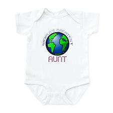 Worldd's Greatest Aunt Infant Bodysuit