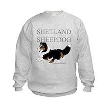 Tri Sheltie Sweatshirt