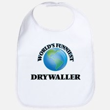 World's Funniest Drywaller Bib